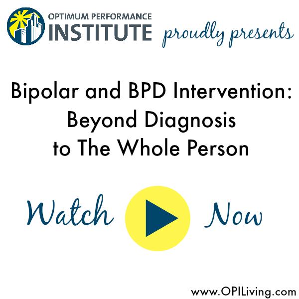 Watch Now: Webinar on Bipolar vs. Borderline Personality Disorder ...