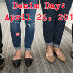 Denim Day: Make a social statement with your fashion statement