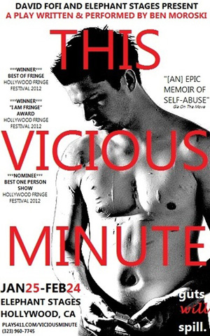 This Vicious Minute by OPI Intensive Participant Ben Moroski