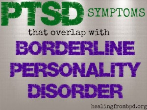 BPD and PTSD: How common is the overlap?