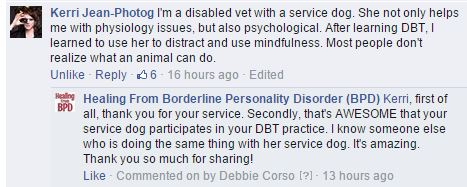 Bpd Service Dog