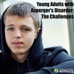 More young adults with asperger s syndrome think, that