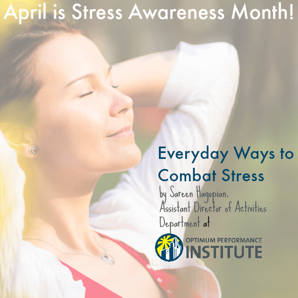 April Stress Awareness Month