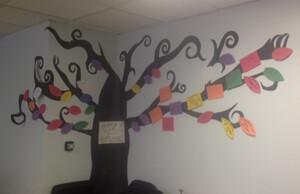 OPI Living Gratitute Tree