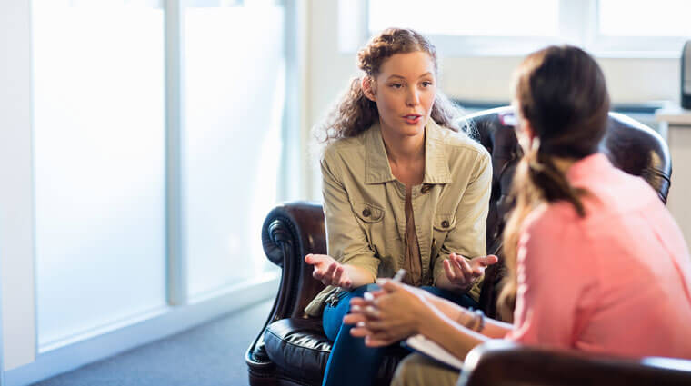 Individual Psychotherapy - OPI Residential Treatment Center