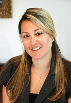 Jenny Bell Martin OPI