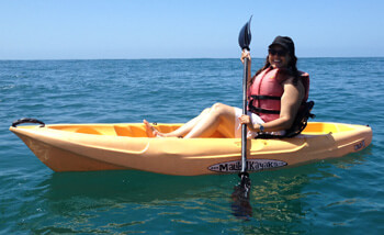 Mindfulness Kayaking in Malibu