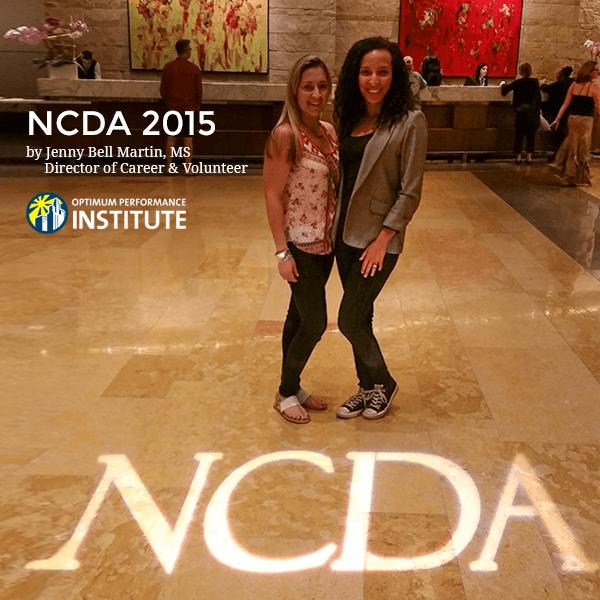 NCDA 2015 OPI Jenny Bell Martin and Melanie Kraus