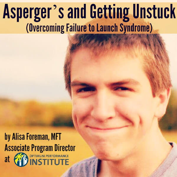 aspergers failure to launch syndrome