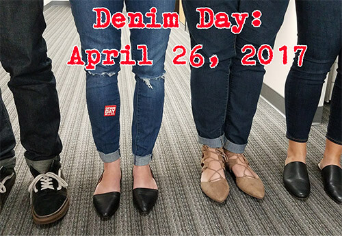 Denim Day 2017