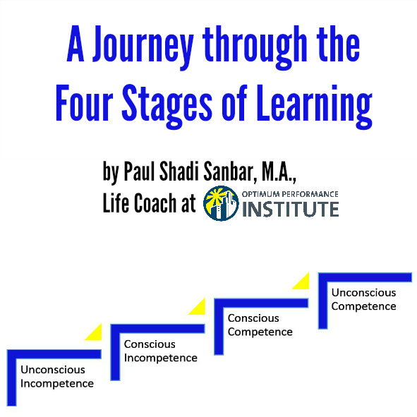four stages learning failure to launch
