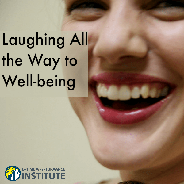 laughter well-being laugh club OPI