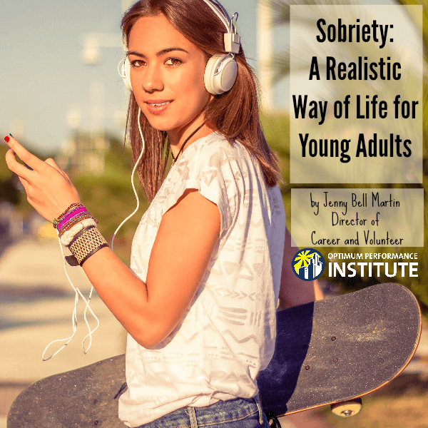 sobriety young adults